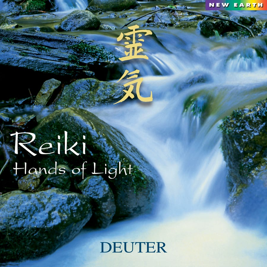 Reiki Hands of Light by Deuter