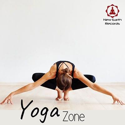 Yoga Zone Spotify playlist