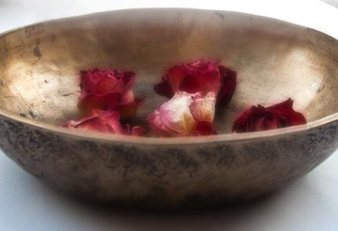 Tibetan Bowls for Healing Spotify playlist